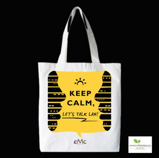 CMC Tote Bag for GreenSproutz SG