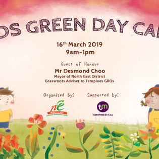 EcoKids Green Day Carnival Event