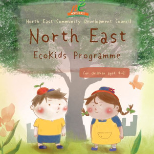 Northeast Eco Kids Programme Story Booklet for GreenSproutz SG