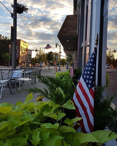 american flags downtown.jpg