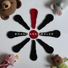 #DANMARKHÆKLER - OPSKRIFT OGTAK TIL