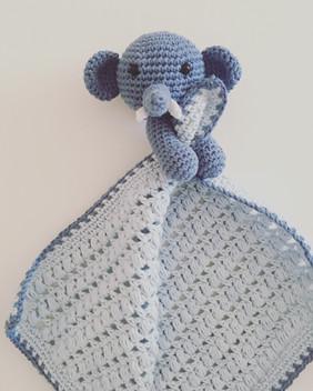 Nusseelefanten Elvin