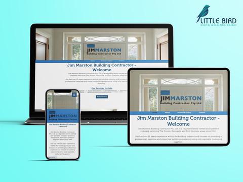 Jim Marston Building website
