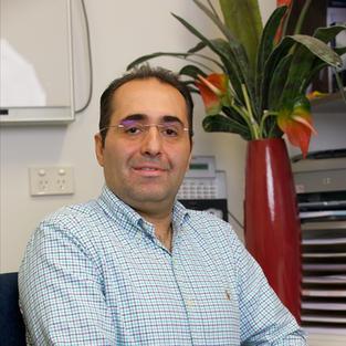Dr Peyman Forouzandeh
