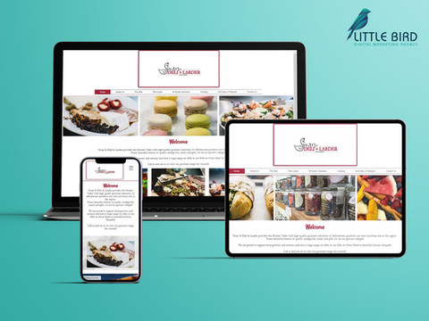 Swan St Deli & Larder website