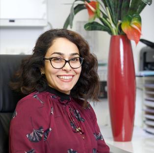Dr Hengemeh Jazebizadeh
