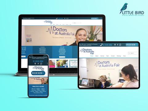 Doctors at Australia Fair Website