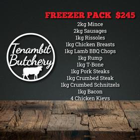 Tenambit Butchery Freezer Pack