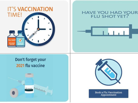 Flu Shots at our Clinic