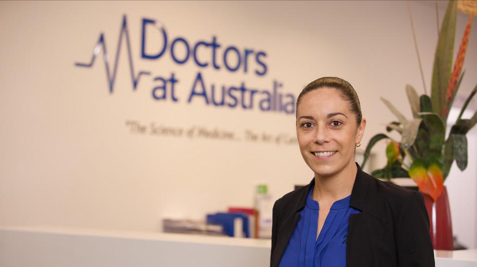 Doctors at Australia Fair