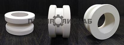 ролик направляющий керамический 2 ШХ.831.104