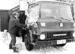 2-akselinen Bedford