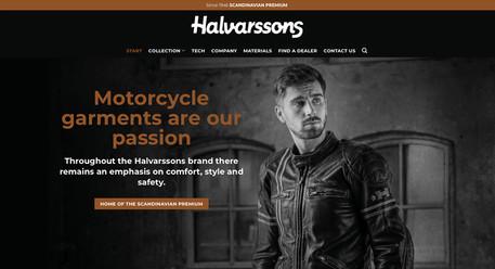 Halvarssons - www-sivusto
