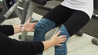 Fysioterapia tiloissa Hierontakulma