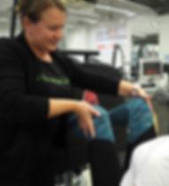 Hierontakulma Veikkola äitiysfysioterapia