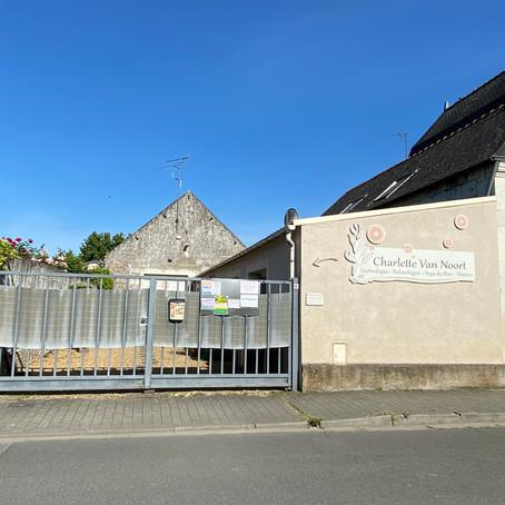 Mon cabinet à Saint Mathurin sur Loire