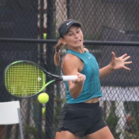 Day 7 - Singles Final - 9th ResortQuest Pro Women's Open at Sea Colony