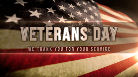 Honoring our Veterans: 10 facts about Veterans Day