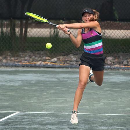 Day 6 - Singles Semis & Doubles Final - 9th ResortQuest Pro Women's Open at Sea Colony