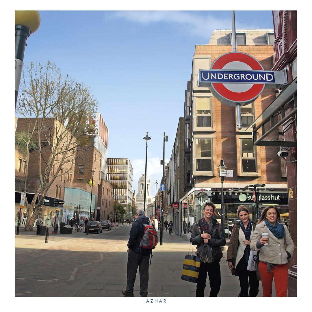Covent Garden, 190 Long Acre