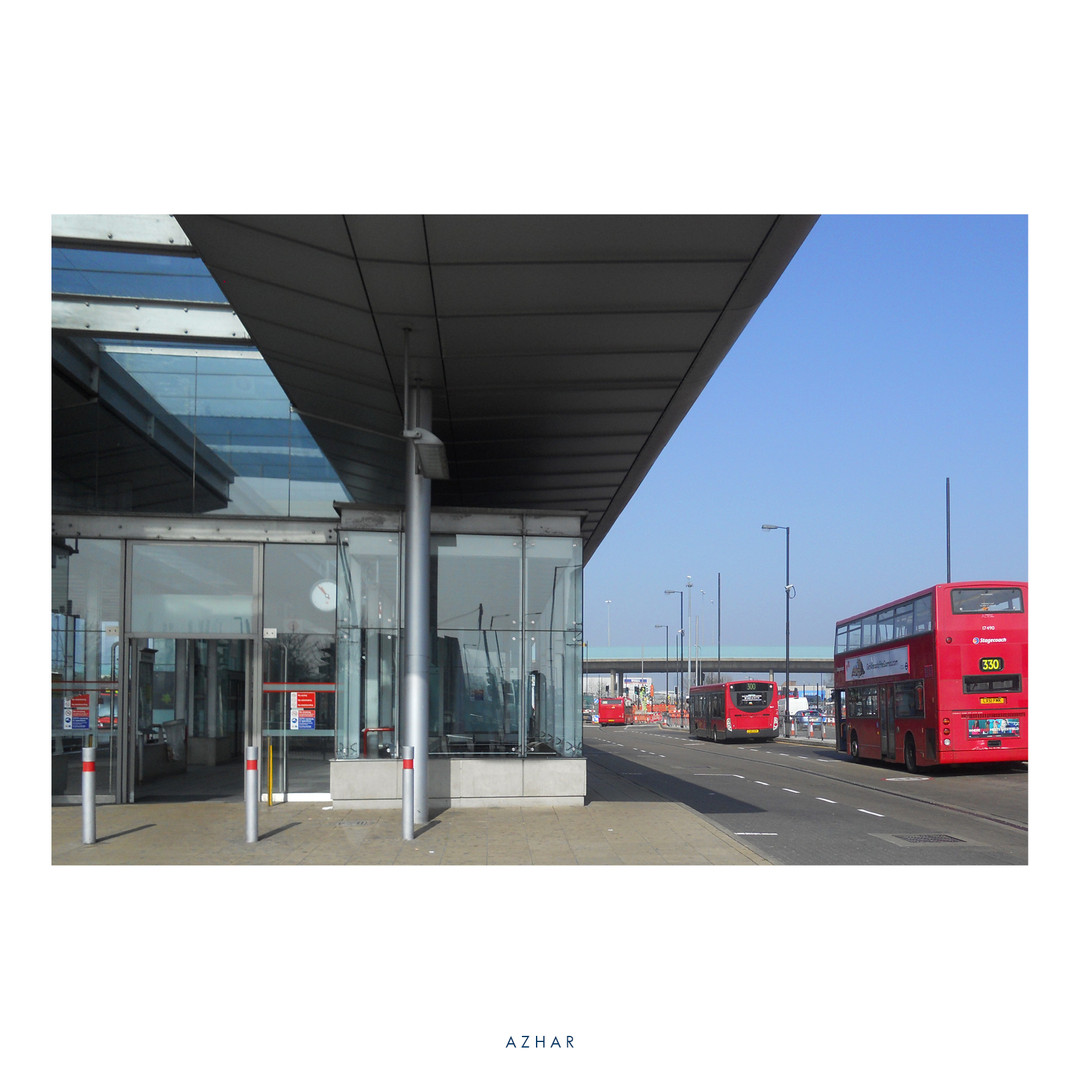 Jubilee Line: Canning Town