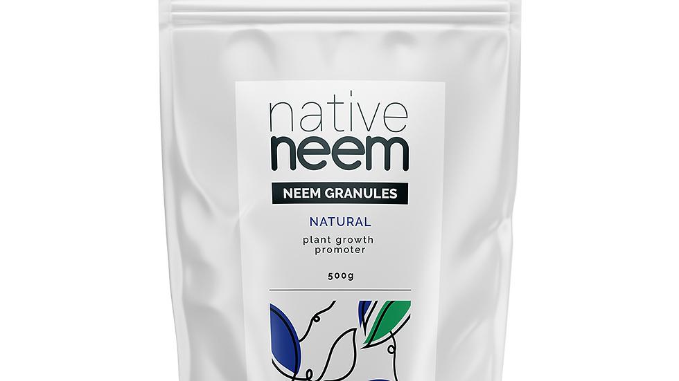 Native Neem Organic Neem Tree Granules 500g