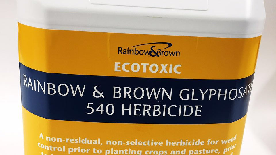 GLYPHOSATE 540 - High Strength General Purpose Glyphosate Weed Killer