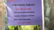 Fertiliser tablets 1kg 90 tablets