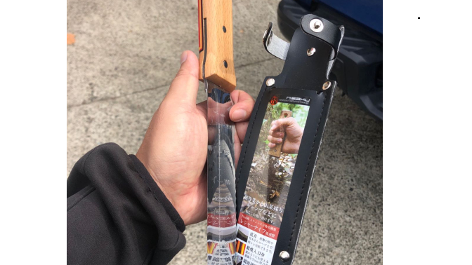 BIOM Utility Planting Knife   / made in Japan