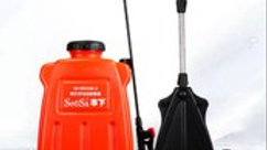 sprayer 20L-electrical lithium battery weed  spray knapsack trolley commercial