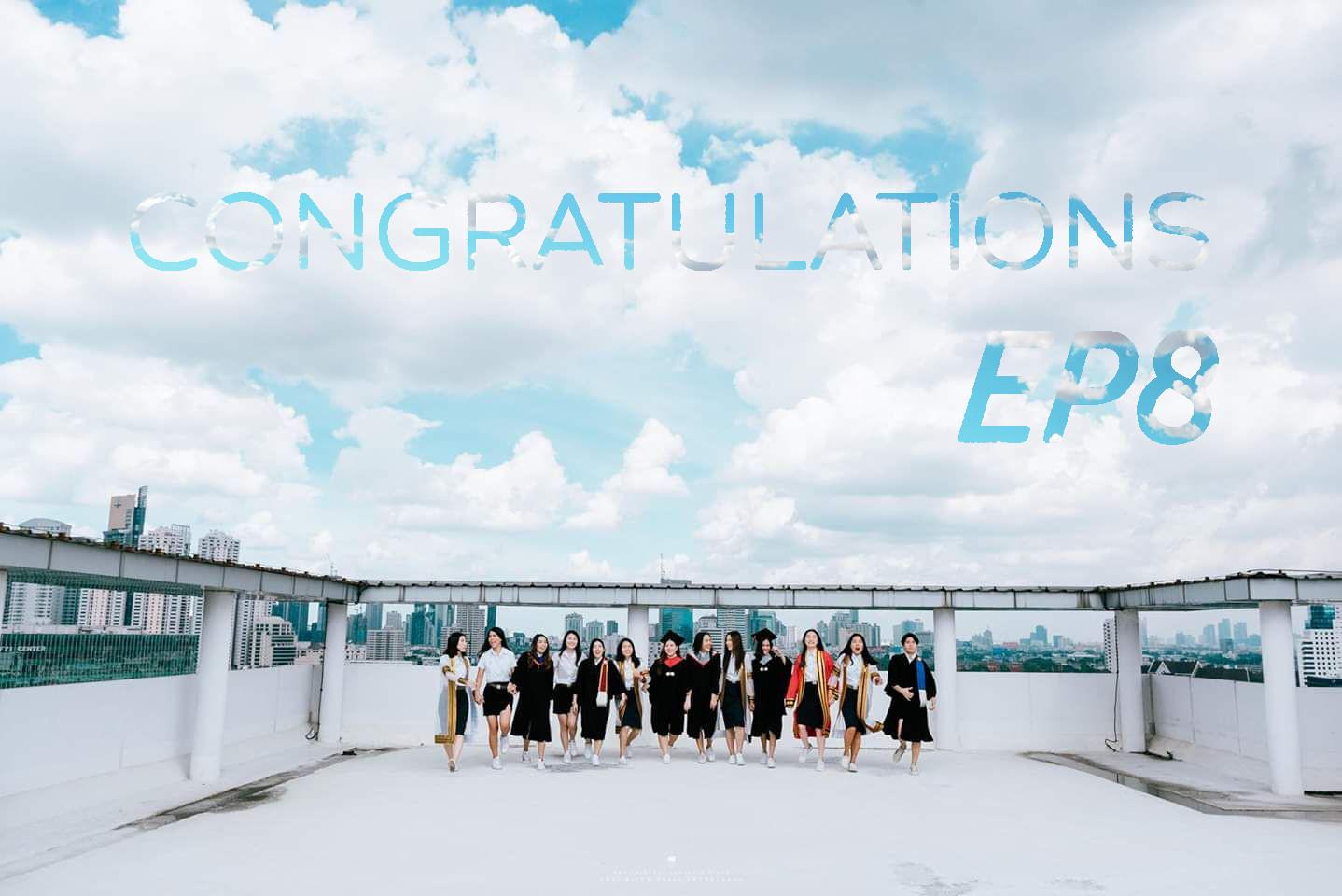 Congratulations EP8