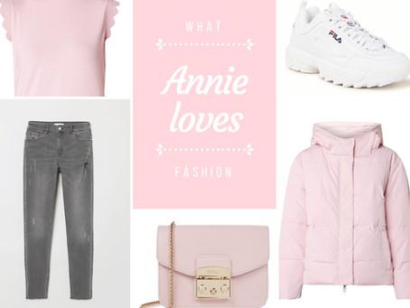What Annie Loves