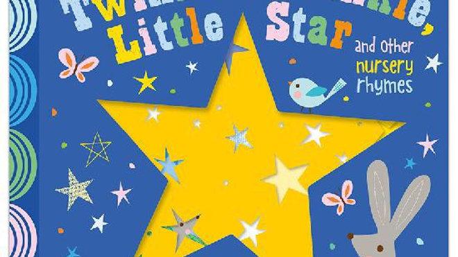 Felties Twinkle, Twinkle, Little Star Board Book