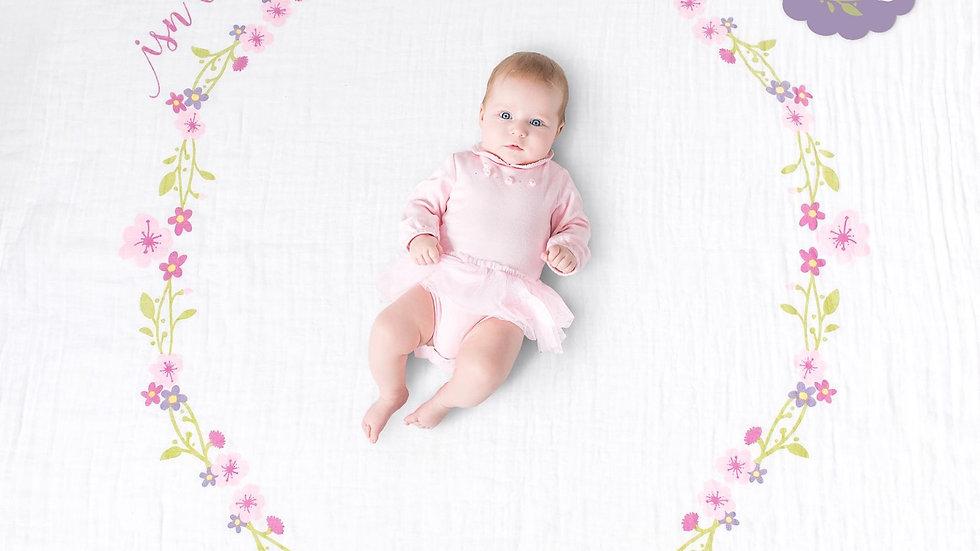 Lulujo Baby's First Year Isn't She Lovely