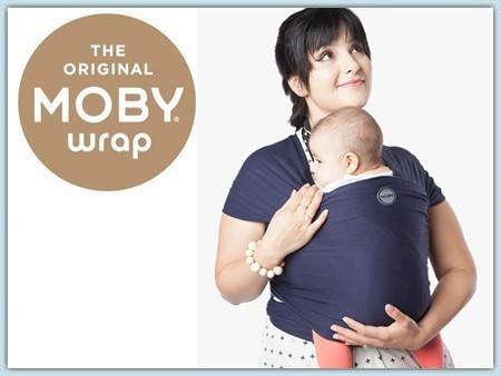 fc5b1a5ebdf Cotton wrap baby carrier. Classic