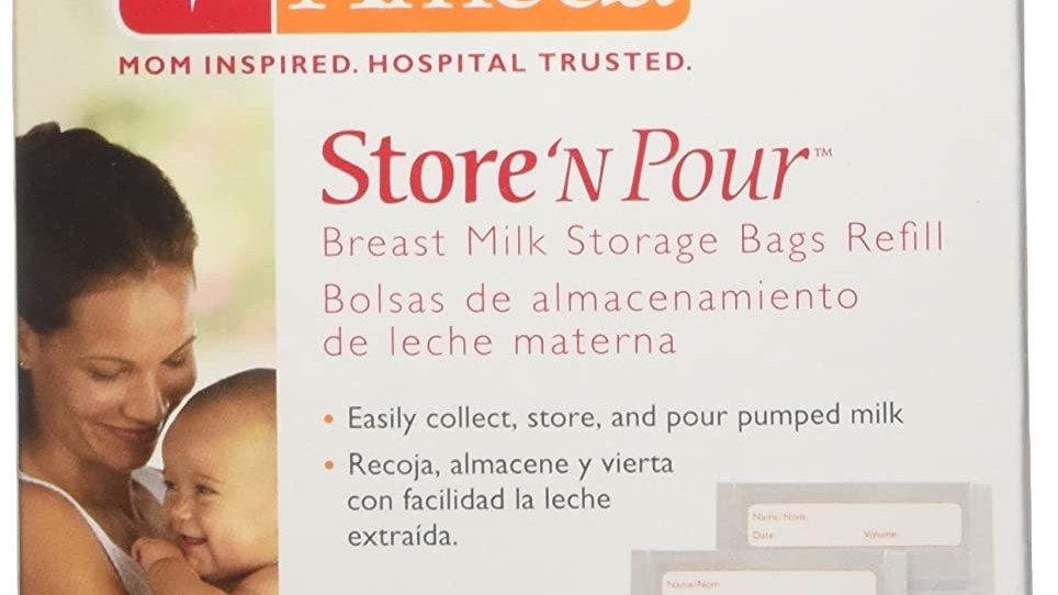 Ameda Milk Storage Bags