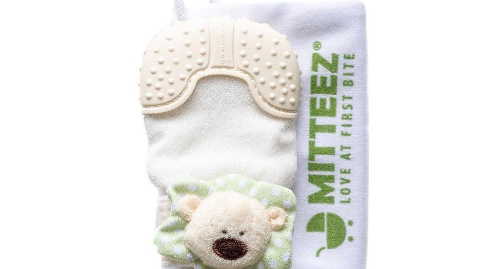 MITTEEZ Organic Teething Mitt