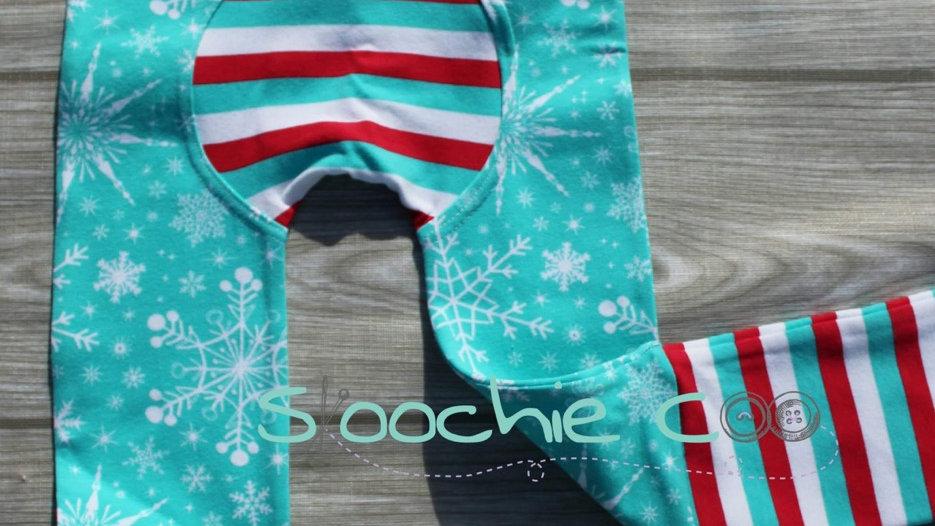 Skoochie Coo Holiday Grow Pants 3-12m