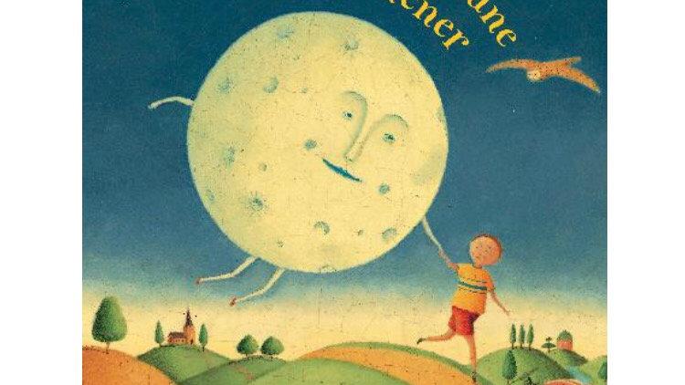Barefoot Books J'ai Emmene la Lune se Promener Paperback Book