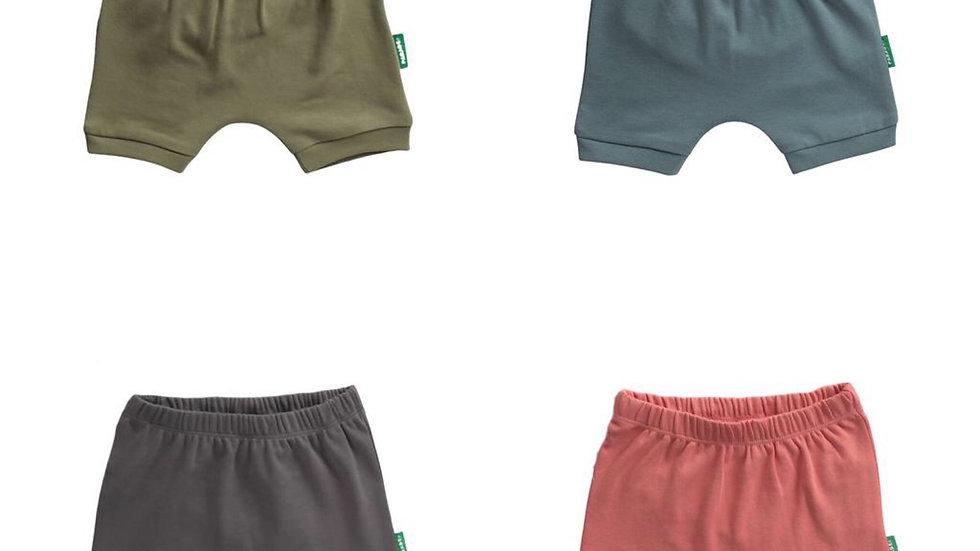 Parade Organics Harem Shorts 0m-2T