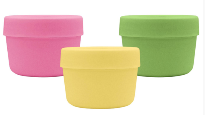 Green Sprouts Snack Containers Made From Plants