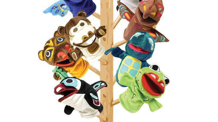 Native Northwest Puppets