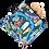 Thumbnail: Colibri Reusable Snack Bags Large