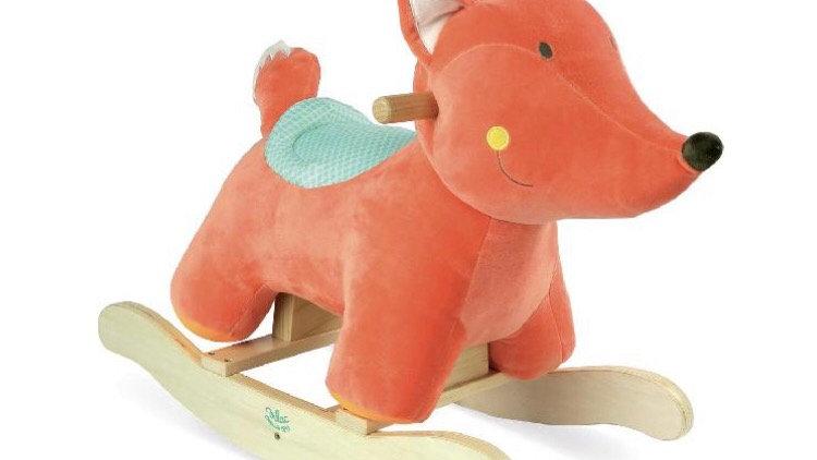 Vilac Plush Riding Fox
