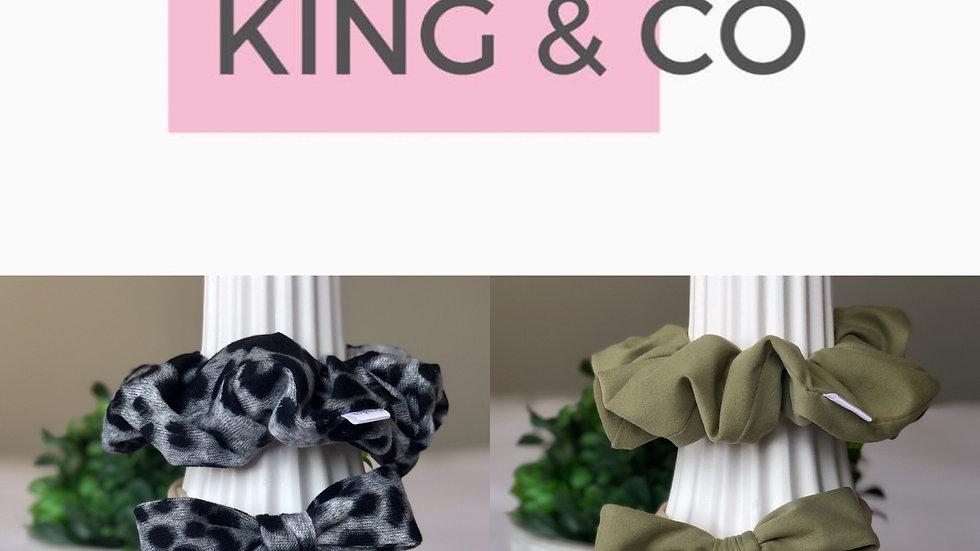 King & Co Mom & Baby Set