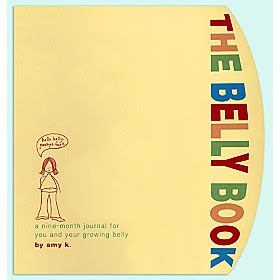 the belly book pregnancy journal