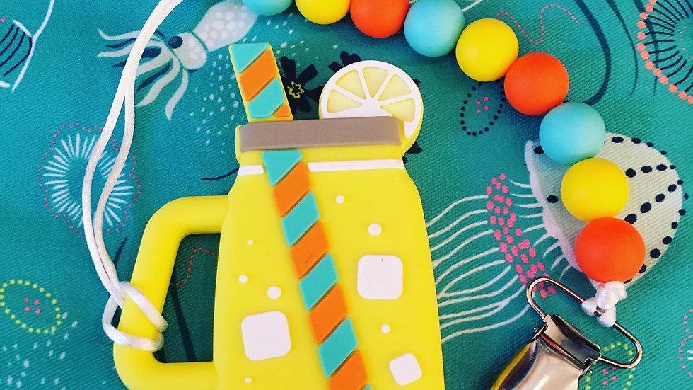 Swoon Baby Chews - Lemonade Chew Clip