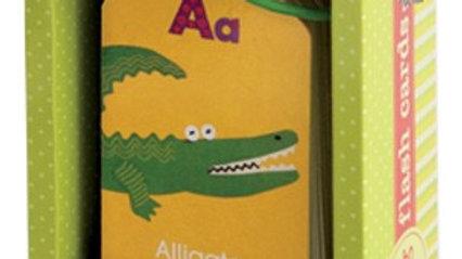Barefoot Books ABC Animal Flash Cards