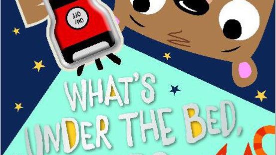 What's Under The Bed Ted Board Book