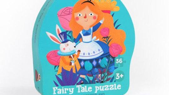 Mideer Alice in Wonderland Puzzle 3+